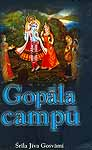 Gopala Campu (Champu) With Free Audio CD