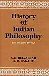 History Of Indian Philosophy: The Creative Period