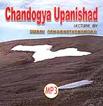 Chandogya Upanishad (MP3): Lectures by Swami Ranganathanandaji