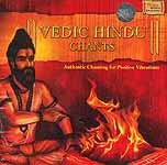 Vedic Hindu Chants Authentic Chanting for Positive Vibrations (Audio CD)