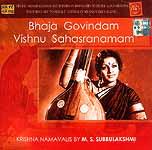 Bhaja Govindam and Vishnu Sahasranamam: (Audio CD)