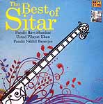 The Best of Sitar (Audio CD)
