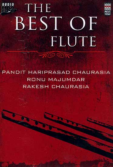 The Best of Flute (MP3 CD) - Over Five Hours of Unceasing Bliss