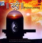 Rudri: Rudram Mantra (Powerful Mantras Recorded on the Banks of Ganges, Chanted by the Pandits of Benaras) (Audio CD)