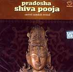 Pradosha Shiva Pooja (Sacred Sanskrit Recital) (Audio CD)