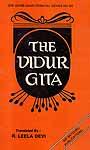 The Vidur Gita (Sanskrit Text and English Translation)