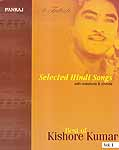 Best of Kishore Kumar: A Tribute - Selected Hindi Songs with Notations and Chords ? (Vol. I)
