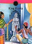 King Kusha A Buddhist Tale (Comic Book)