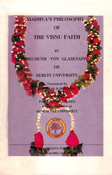 Madhva's Philosophy of the Visnu Faith