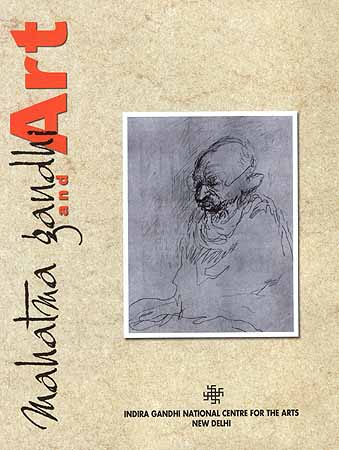 Mahatma Gandhi and Art