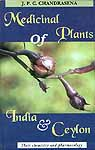 Medicinal of Plants India and Ceylon: Their chemistry and pharmacology