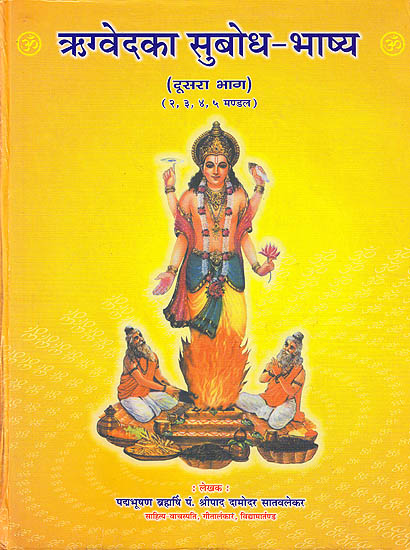Rigveda Translated Into Hindi The Finest Translation Ever