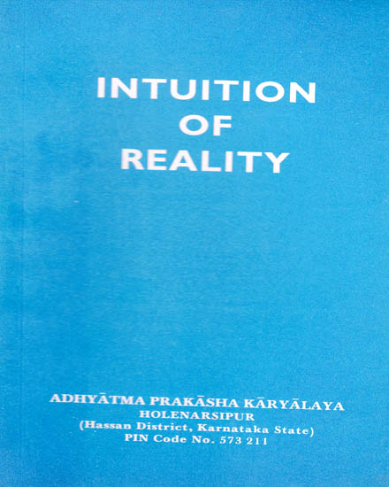 Intuition of Reality
