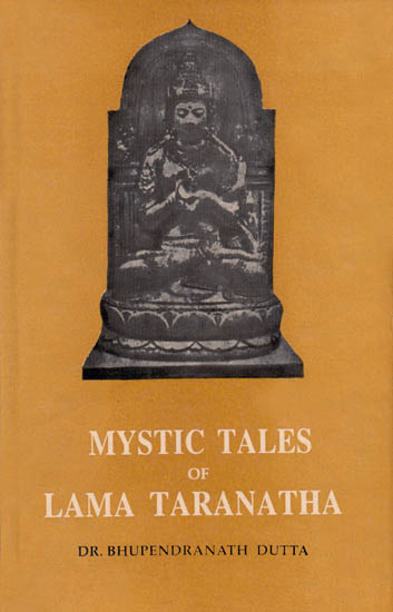 Mystic Tales of Lama Taranatha: A Rare Book