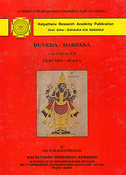 Rgveda-Darsana: The Purusha-Sukta - An Indispensible Tool for Understang the Rig Veda