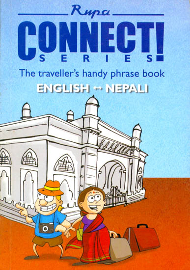 The Traveller's Handy Phrase Book, English to Nepali