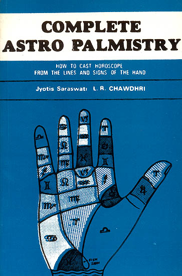 Comple Astro Palmistry - Author: L.R. Chawdhri Nae975