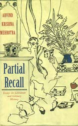 Partial Recall (Essays on Literature and Literary History)