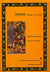 Ajanta- Handbook of The Paintings: Narrative Wall- Paintings (Set of 3 Volumes)