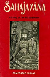 Sahajayana (A Study of Tantric Buddhism) - An Old Book