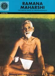 Ramana Maharshi (The Gentle Saint of Tiruvannamalai)
