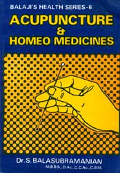 Acupuncture & Homeo Medicines