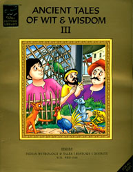 Ancient Tales of Wit & Wisdom-III (Comic Book)