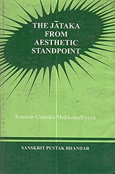 The Jataka From Aesthetic Standpoint (An Old and Rare Book)