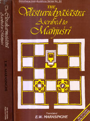 The Vastuvidyasastra and Citrakarmasastra Ascribed to Manjusri