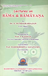 Lectures on Rama and  Ramayana