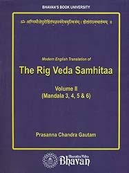 Modern English Translation of The Rig Veda Samhitaa (Volume II)
