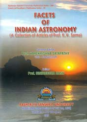 Facets of Indian Astronomy (A Collection of Articles of Prof. K.V. Sarma)