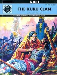 The Kuru Clan (Gandhari, Tales of Yudhishthira, Draupadi, Jayadratha, Pareekshit)