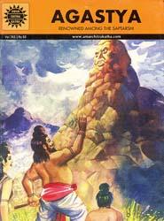 Agastya: Renowned Among The Saptarshi (Comic)