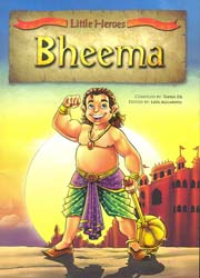 Little Heroes Bheema (Comic)