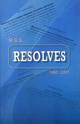 R.S.S Resolves (1950-2007)