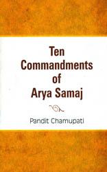 Ten Commandments of Arya Samaj
