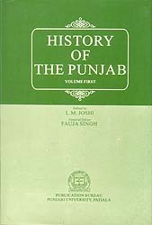 History of The Punjab (From Pre-Historic Times to The Age of Asoka)