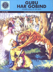 Guru Har Gobind: Soldier-Saint of The Sikhs (Comic)