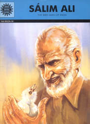 Salim Ali: The Bird Man of India (Comic)