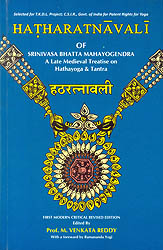 Hatharatnavali (A Treatise on Hata Yogas and Tantra)