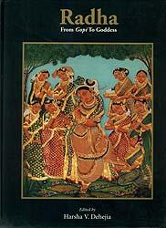 Radha From Gopi to Goddess