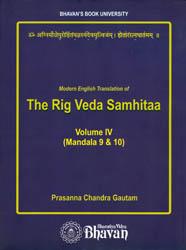 Modern English Translation of The Rig Veda Samhitaa (Volume IV)