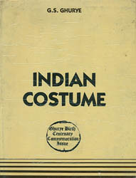 Indian Costume (An Old and Rare Book)