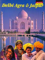 Delhi Agra and Jaipur (Chinese)