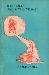 Ramachar and His Lineage (An Old and Rare Book)