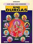 Nine Durgas (Know About Hindu Goddesses Series)