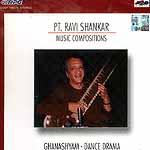 Pt. Ravi Shankar Music Compositions Ghanashyam Dance Drama (Audio CD)
