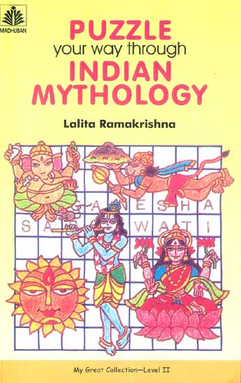 PUZZLE your way through INDIAN MYTHOLOGY