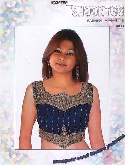 Shaantee: Designer Blouse Patterns